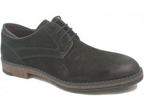 Мъжки обувки черни 10307 - obuvki