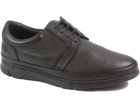 Мъжки обувки черни 10356 - obuvki
