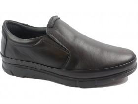 obuvki-Мъжки обувки черни 10359