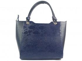 Дамска чанта синя 10388