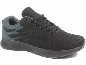 Мъжки обувки черни 10267 - obuvki