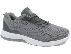 Мъжки обувки сиви 10270 - obuvki