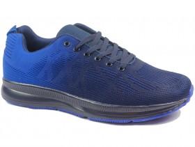 obuvki-Мъжки обувки сини 10272