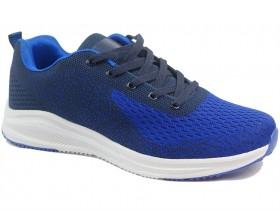 obuvki-Мъжки обувки сини 10274