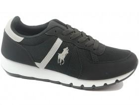 obuvki-Мъжки обувки черни 10425