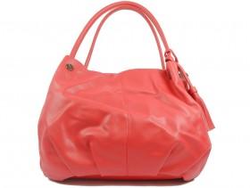 обувки-Дамска чанта червена 10437