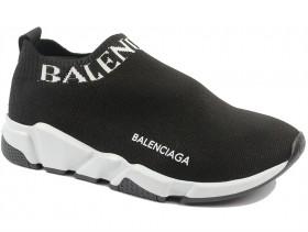 Дамски обувки черни 10455 - obuvki