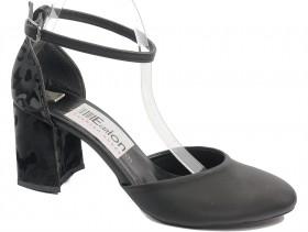 Дамски обувки черни 10459