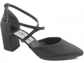 Дамски обувки черни 10467 - obuvki