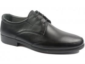 Мъжки обувки черни 10524