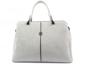 Дамска чанта бяла 10555