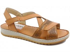 Дамски сандали таба 10568 - obuvki