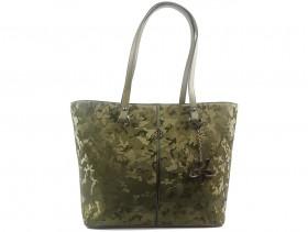 Дамска чанта зелена 10586