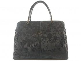 Дамска чанта черна 10625 - obuvki
