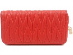 Дамско портмоне червено 10658