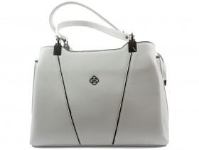 Дамска чанта бяла 10667