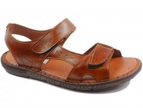 Мъжки сандали кафяви 10685
