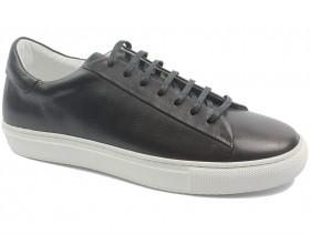 obuvki-Мъжки обувки черни 10701
