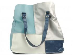 Дамска чанта синя 10771