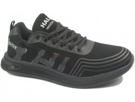 obuvki-Мъжки обувки черни 10786