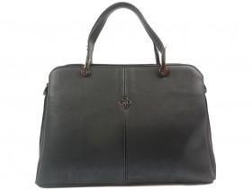 Дамска чанта черна 10803 - obuvki