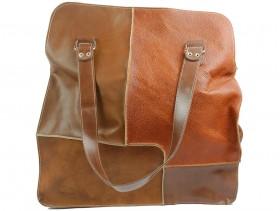 Дамска чанта кафява 10812
