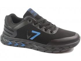 obuvki-Мъжки обувки черни 10815