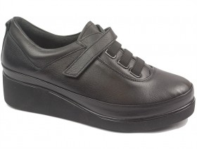 Дамски обувки черни 10829 - obuvki