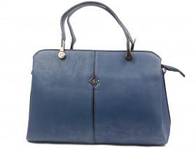 Дамска чанта синя 10832 - obuvki