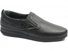 Мъжки обувки черни 10844