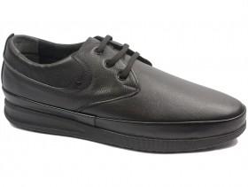 Мъжки обувки черни 10845