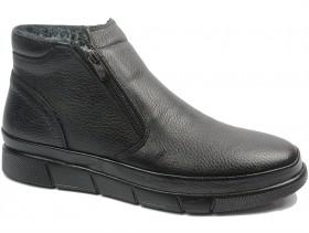 Мъжки боти черни 10846 - obuvki