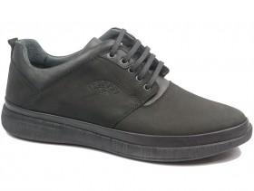 Мъжки обувки черни 10849