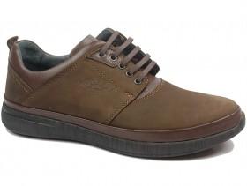 Мъжки обувки кафяви 10850