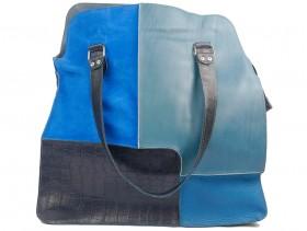 Дамска чанта синя 10864