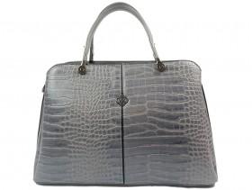 Дамска чанта сива 10869