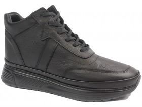 Мъжки боти черни 10883 - obuvki