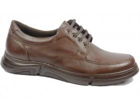 Мъжки обувки кафяви 10886