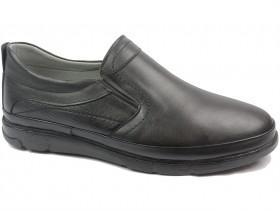 Мъжки обувки черни 10887