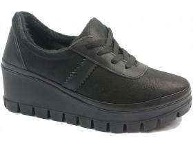 Дамски обувки черни 10899