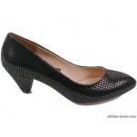 обувки - Дамски обувки черни 5353