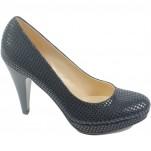 обувки - Дамски обувки сини 6495
