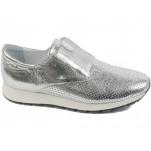 обувки - Дамски обувки сиви 7579