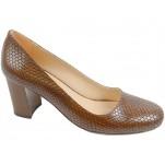 обувки - Дамски обувки кафяви 7675