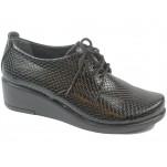 обувки - Дамски обувки черни 8125