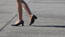 обувки и правилно ходене